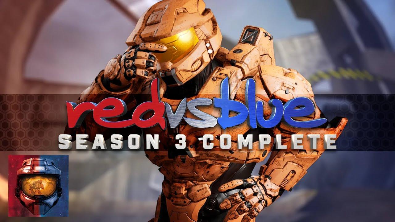 Download Red vs. Blue Complete | Season 3