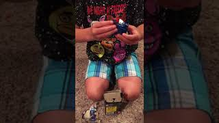 Transformers Alt-mode blind box opening