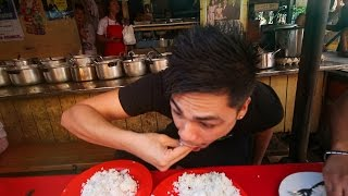 what foreigners think of filipino food