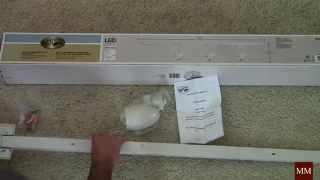 Installing Hampton Bay Led Track Lighting Kit