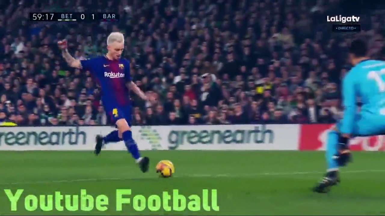 Download Real Betis vs Barcelona 0-5 Highlights & Goals (21| 01|2018) HD