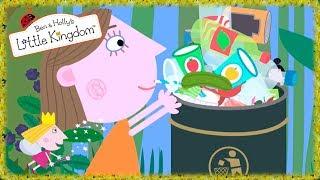 Бен и Холли Маленькое королевство Пикник Люси  все серии  на русском  в  HD