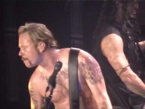 Metallica - Damage Inc Live 2003