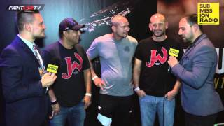 UFC 193: Holly's Coaching Team reacts to massive title win and upset