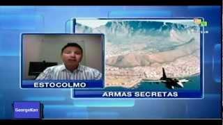SUECIA, CONSTRUCCIÓN SECRETA DE FÁBRICA DE ARMAS EN ARABIA SAUDITA