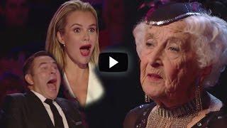 Abuela De 80 Años Fue Humillada En Publico… Después De Unos Minutos Deja A Todos Con La Boca Abierta thumbnail