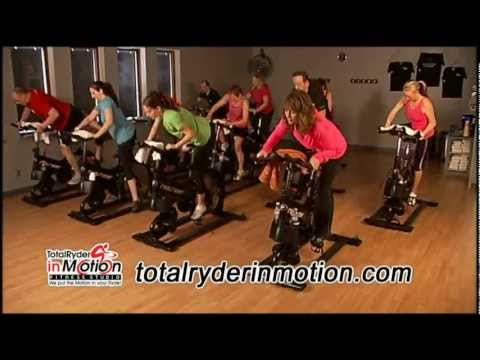 Total Ryder In Motion- Indoor Cycling Studio