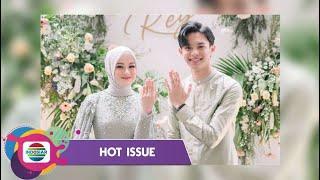 Hubungan Kilat Dinda Hauw Dan Rey Mbayang Menuju Pelaminan [Hot Issue Pagi]