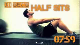 8 minute abs beep only with jamie alderton grenade
