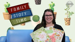 video thumbnail: Family Story Time - Plants!