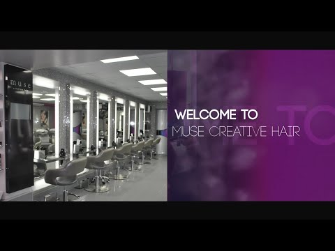 Muse Hair Broadway Worcester - Intro Video