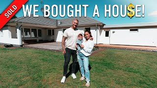 OUR NEW HOUSE TOUR!!