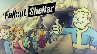 Fallout Shelter Прохождение На Русском #1 — ВЫЖИВАНИЕ В УБЕЖИЩЕ!