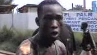 Marche du RHDP sur la RTI- Le film de la répression