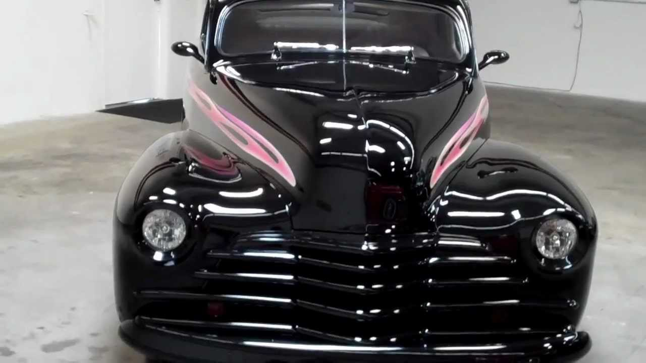 Coupe 1948 chevy stylemaster coupe for sale : 1948 Chevy 2 Door Coupe Street Rod Steel Body - SOLD ...