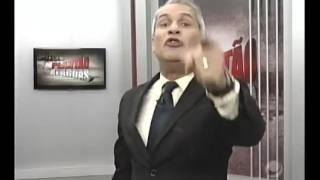O repórter mais engraçado do brasil