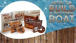 wooden & plywood boat plans  Wilburs building a homemade boat