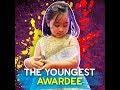 The youngest awardee | KAMI |  Scarlet Snow Belo