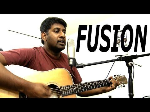 A R Rahman & Harris Jayaraj | Guitar Fusion | Unakenna Venum Sollu | Ashwin Asokan