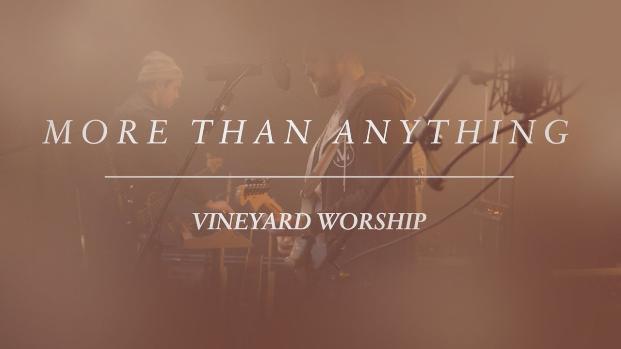 Vineyard Songs | Worship & Praise Songs Free Lyric Chart