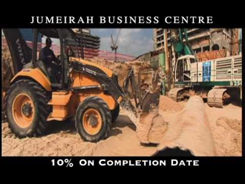 Jumeirah Business Centre in JLT