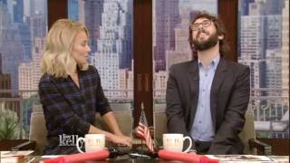 Josh Groban Gets Ready for Broadway Show