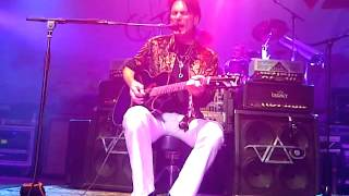 Steve Vai, Rescue me or bury me acoustic live at Newcastle City Hall 05/12/2012