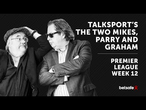 Premier League Betting Tips  Week 12 - The Two Mikes