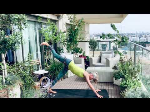 vinyasayoga beginner/intermediate sequence  youtube