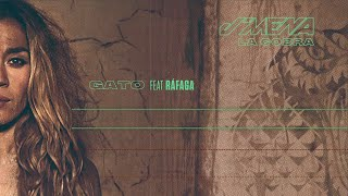 Gato - j mena Ft. Rafaga (Video Lyric Oficial)