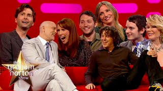 Clips You've NEVER SEEN Before From The Graham Norton Show | Part Five