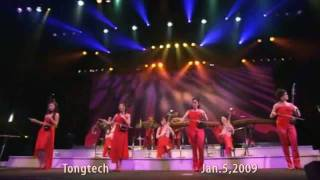 12 Girls Band 女子十二乐坊 Great Canyon 大峽谷 Concert in Japan in HD