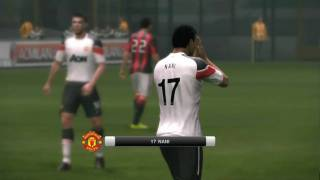 Pro Evolution Soccer 2011 Gameplay #2 (PC HD)