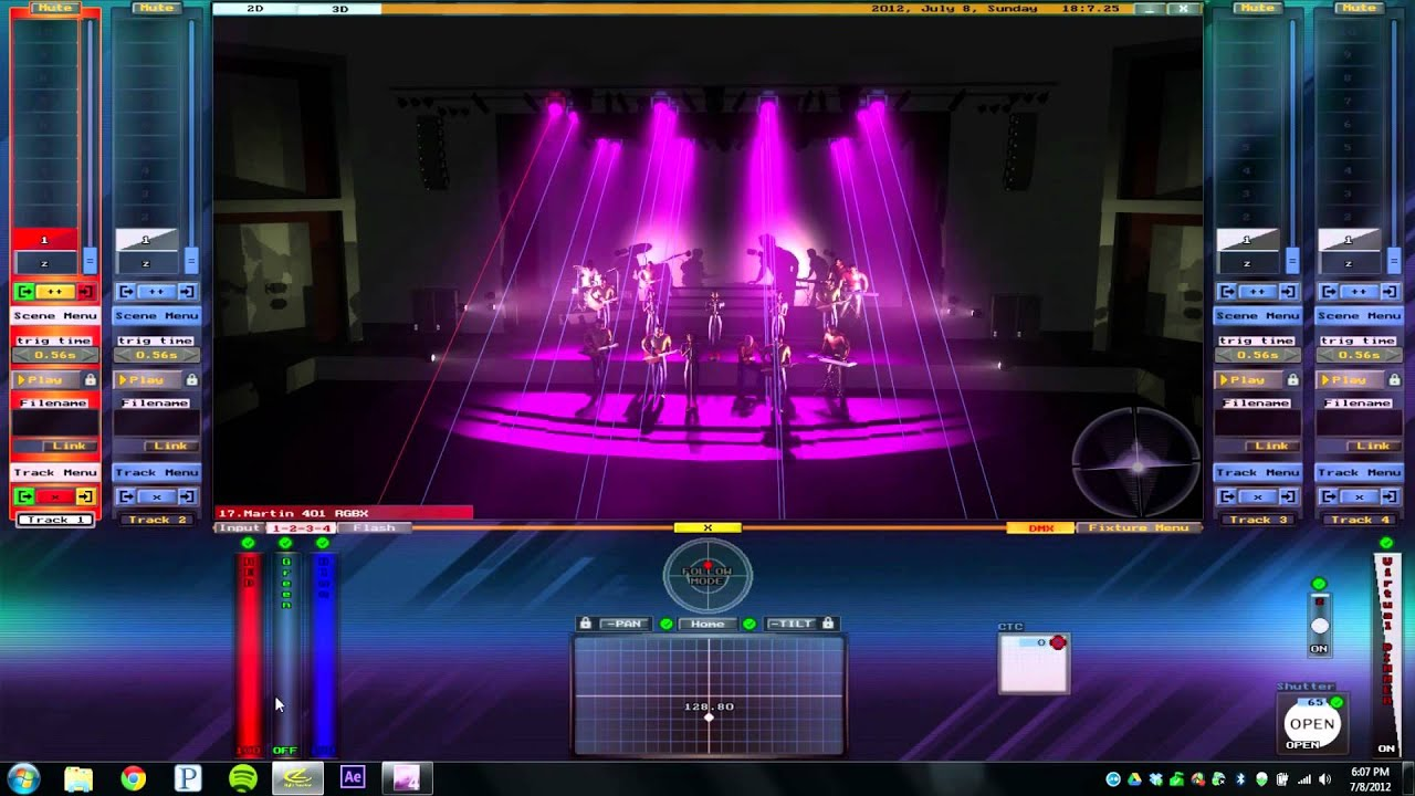 Free Stage Design Software