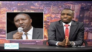 How blocking  Moi's motorcade changed Kimani Ngunjiri's fortunes- The Wicked Edition  episode 111