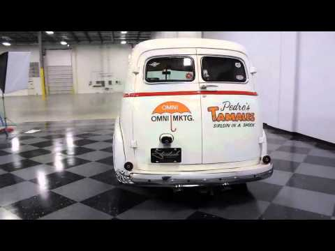 38 DFW 1949 Chevy Panel Delivery