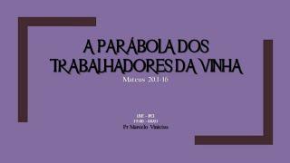 Live Pr. Marcelo e Marquinhos - 08/03/2021