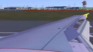 Rome Airport Leonardo da Vinci (LIRF) fs2004