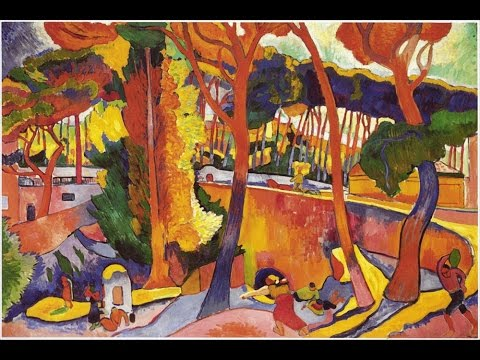 André Derain - French Painter of the Fauvist