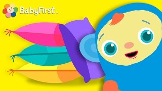 Indoor Fun | Hide and Seek for Babies | Peek-A-Boo, I See You | BabyFirst TV