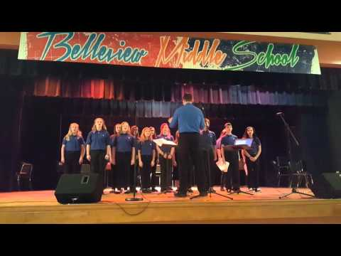 Belleview Middle School Chorus / Hey Ho