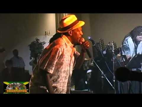 Gregory Isaacs -Concert Live 2004