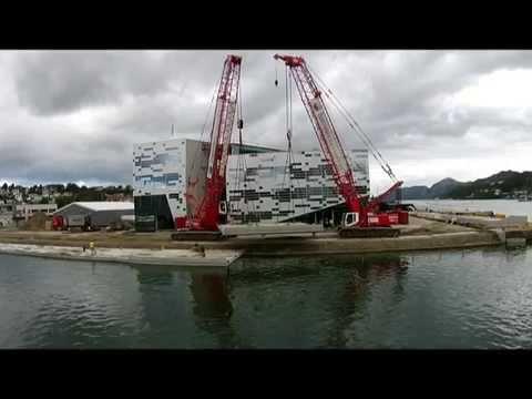 Seabrokers Kran og Transport A/S