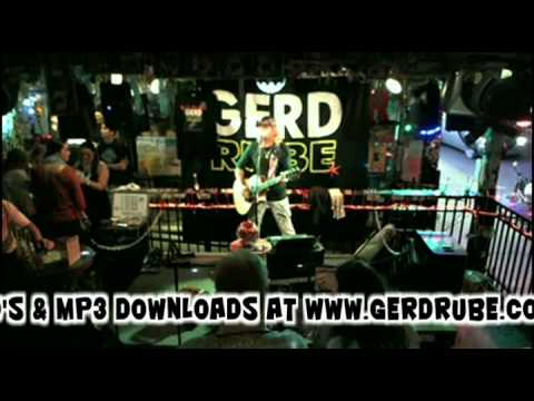 Gerd Rube - Live in Key West - Locomotive breath + Another brick in the wall + Long train running