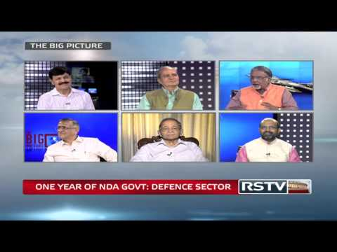 The Big Picture - One year of NDA Govt: Defence sector