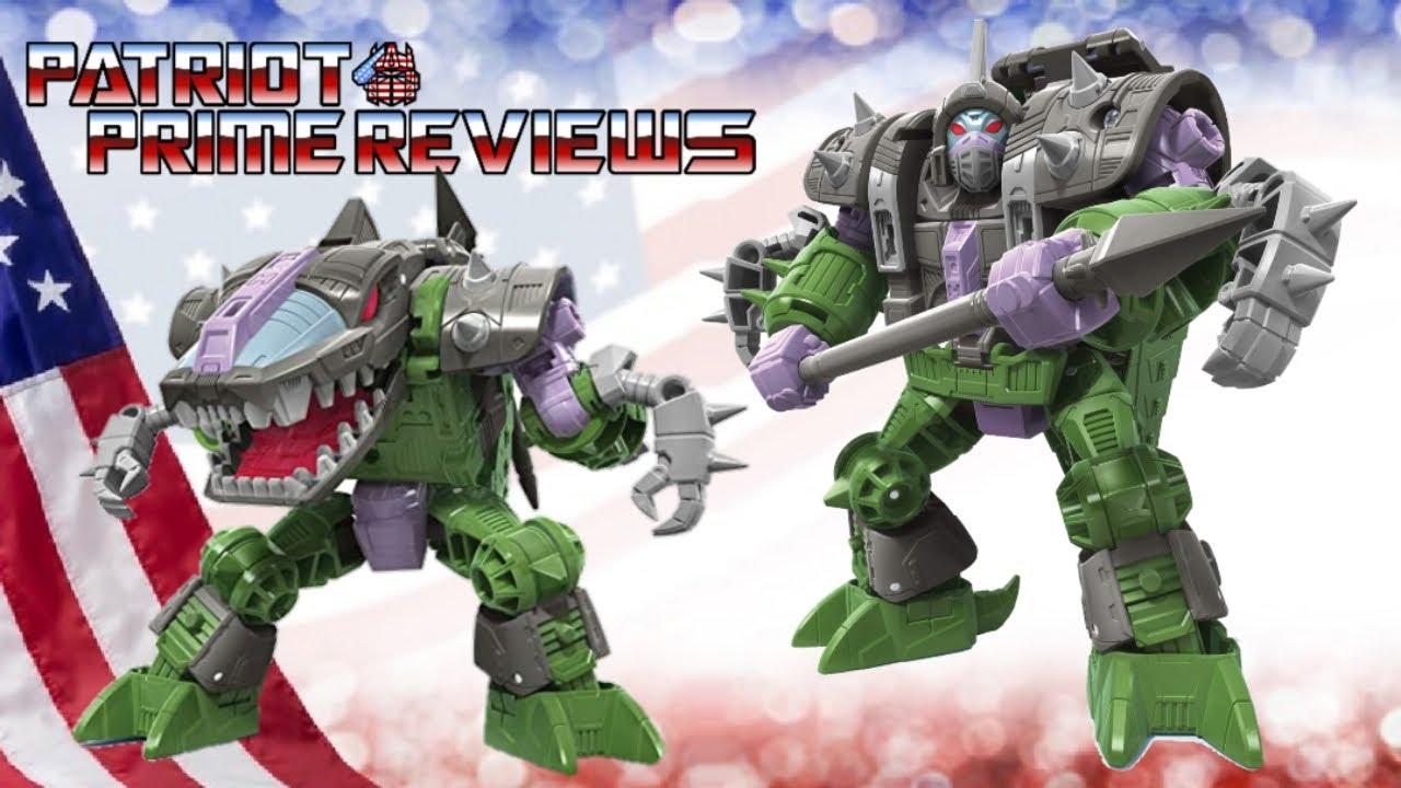 Patriot Prime Reviews Transformers Earthrise Allicon