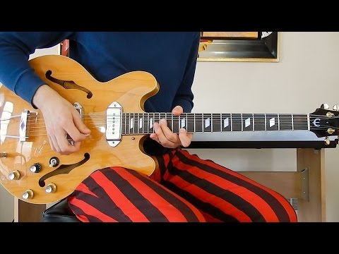 The Beatles - Birthday - Guitar Cover - Paul and John