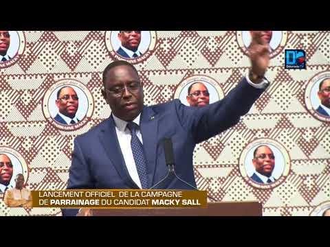 La République danse à Diamniadio : Macky Sall mène le bal