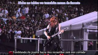X Japan-Rusty Nail live - sub - español