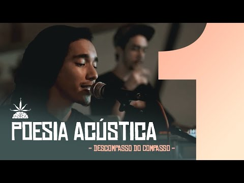 Poesia Acústica #1 - Choice I Juyè I Jean Tassy - Descompasso do Compasso
